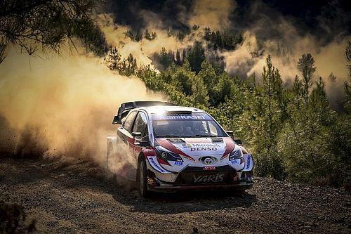 Sébastien Ogier s'empare de la tête du Rallye de Turquie