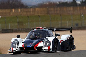 European Le Mans Preview United Autosports prepares for maiden European Le Mans Series at official prologue