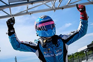 Formula Renault Race report Silverstone NEC: Defourny dominates Race 1, disaster for Norris
