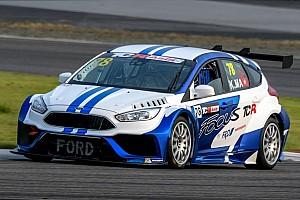 TCR Ultime notizie Andy Yan prova la Ford Focus TCR a Sepang