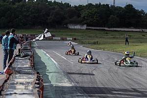 Karting Yarış raporu Kartingde finale doğru