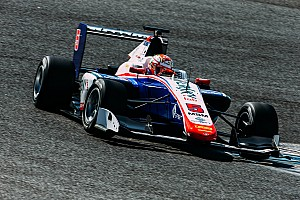 GP3 Testing report Fuoco sweeps Day 2 of Estoril test