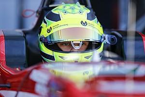 Formel-3-EM Testbericht Mick Schumacher Schnellster beim Test der Formel-3-EM