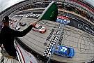 NASCAR Cup Larson puso el show en Bristol, pero la victoria no se le dio