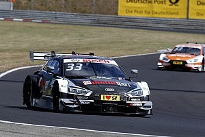 DTM Qualifying report Hungaroring DTM: Rast beats Wittmann for second straight pole