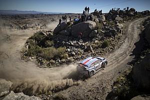 WRC Новость В календаре WRC появится гонка в Хорватии или в Новой Зеландии