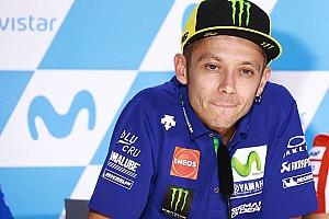 MotoGP Nieuws Rossi gaat stap voor stap vooruit: