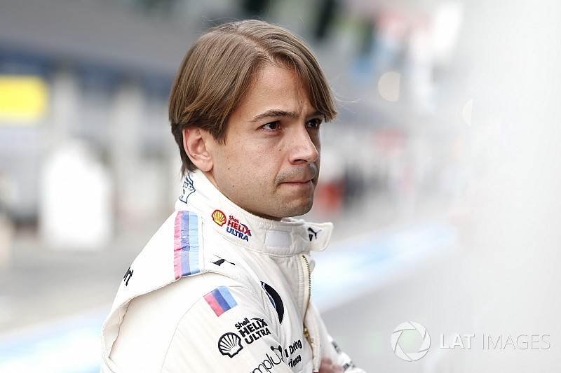 """BMW """"never"""" considered Farfus WEC/DTM double"""