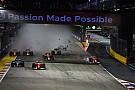 Hamiltons These: Was Vettel beim F1-Start (nicht) gesehen hat