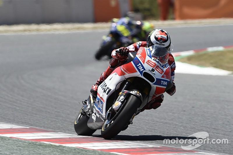 """【MotoGPコラム】ロレンソが、レース終盤に""""復活""""できたワケ"""