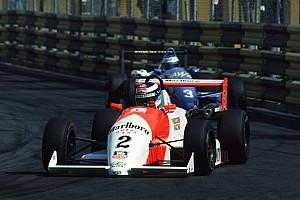 Vidéo - Le duel de légende entre Schumacher et Häkkinen à Macao