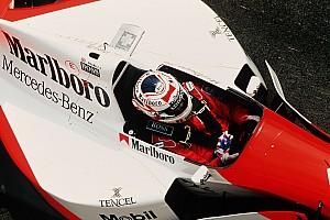 Формула 1 Ностальгія 22 роки тому: остання гонка гладкого Менселла