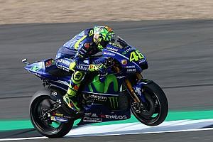 MotoGP News Valentino Rossi: Podestplatz das Maximum bei MotoGP in Silverstone?
