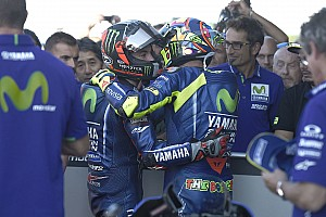 A Yamaha könnyen kezelni tudja a Rossi-Vinales párost