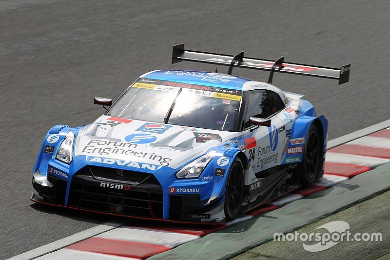 Suzuka 1000km: Nissan takes shock pole, Button ninth