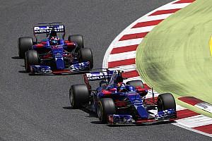 Forma-1 BRÉKING A Toro Rosso nagyon boldog lenne a Sainz-Kvyat párossal