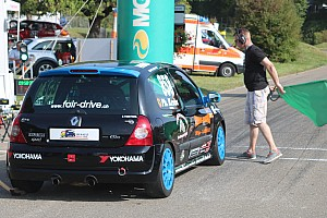 Schweizer markenpokale Rennbericht Renault Classic Cup: Ein Sieg nach Ansage von Philipp Krebs