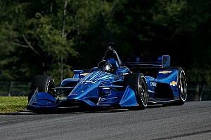 IndyCar Breaking news Montoya, Servia rave about 2018 IndyCar road course kit