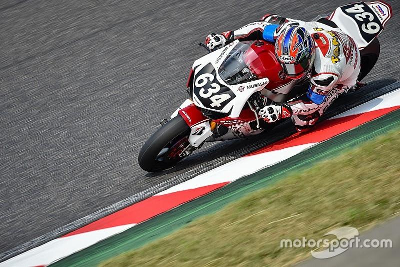 Takumi Takahashi auf zweiter Red-Bull-Honda für Portimao & Jerez