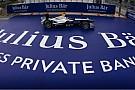 Julius Bär Bank wird Hauptsponsor des ersten ePrix von Zürich