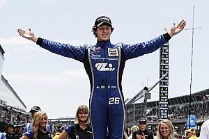 IndyCar Últimas notícias Gaúcho Matheus Leist testa carro da Andretti em Road America