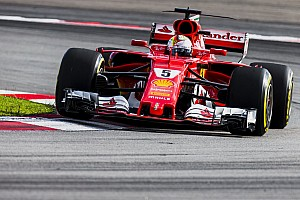 Formula 1 Commento Ferrari: Vettel ha rallentato dietro a Ricciardo per controllare i consumi