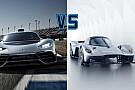 Autó Project One vs. Valkyrie - egymásnak feszül a két hiperautó