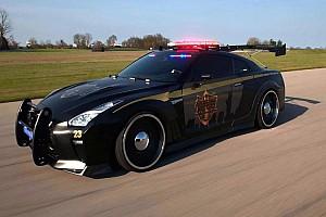 Automotive Noticias de última hora Nissan GT-R Police Pursuit 23, el patrullero policial conocido como 'Copzilla'