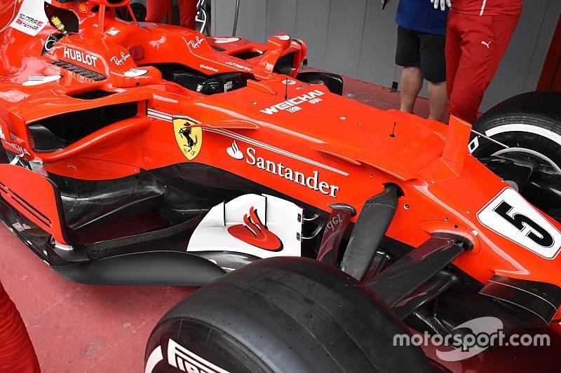 Formel-1-Technik: Ferrari folgt dem Motto Evolution statt Revolution