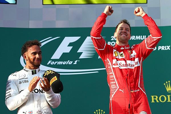 فورمولا 1 تقرير السباق فيتيل يقلب الطاولة على مرسيدس ليفوز في أستراليا