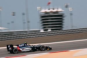 FIA F2 Отчет о тестах Маркелов показал третье время на тестах в Бахрейне