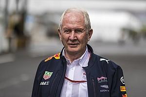 Marko twijfelt over titelkansen van Red Bull Racing