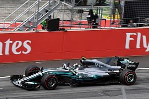 F1 Artículo especial La historia detrás de la foto: Bottas, 'el finlandés volador'