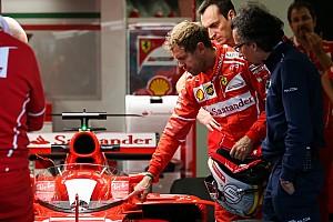 F1 Noticias de última hora Vettel será el primer piloto en probar el 'Escudo'
