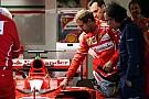 Vettel será el primer piloto en probar el 'Escudo'