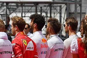 Hamilton, Amerika GP'sinde protesto için 'diz çökmeyi' planlamıyor