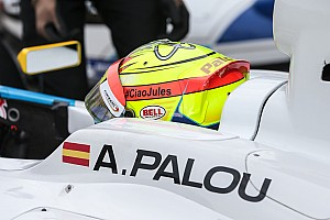 Formula V8 3.5 Qualifying report Nurburgring F3.5: Palou doubles up in second qualifying