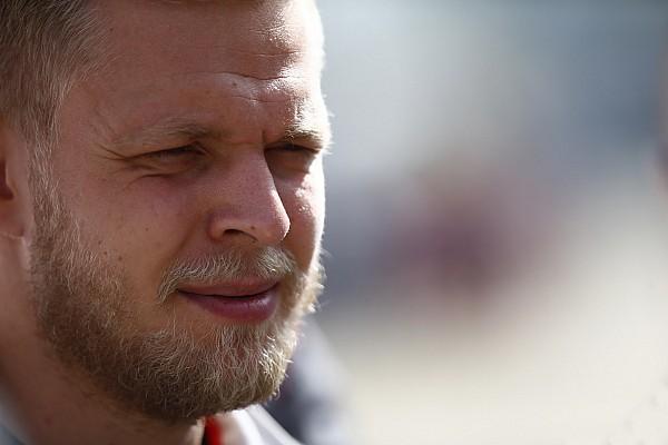 Fórmula 1 Últimas notícias Magnussen se anima com possível GP de F1 na Dinamarca