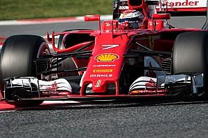 Fórmula 1 Crónica de test Ferrari termina la pretemporada adelante en Barcelona