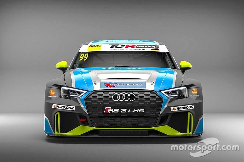 """""""Beeindruckend"""": Tim Zimmermann lobt Audi RS 3 LMS für TCR"""