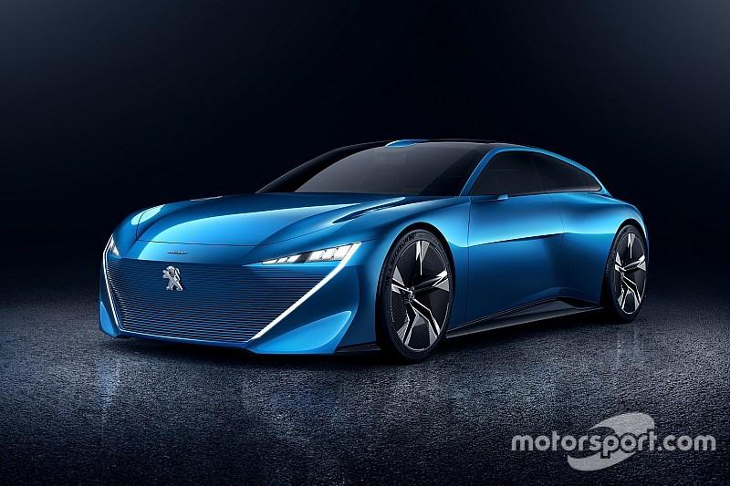 Vidéo - Peugeot présente le concept-car Instinct
