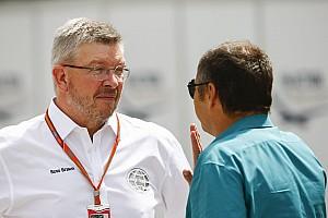 Formula 1 Breaking news Brawn rekrut staf baru untuk perbaiki regulasi F1