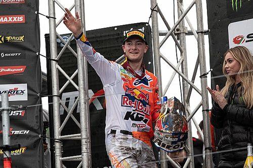 Herlings teamgenoot van Albon tijdens Formule 1 Virtual Grand Prix
