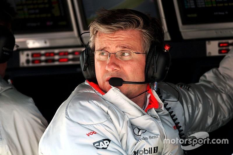 McLaren vuelve a contratar a Fry para reforzar el equipo técnico