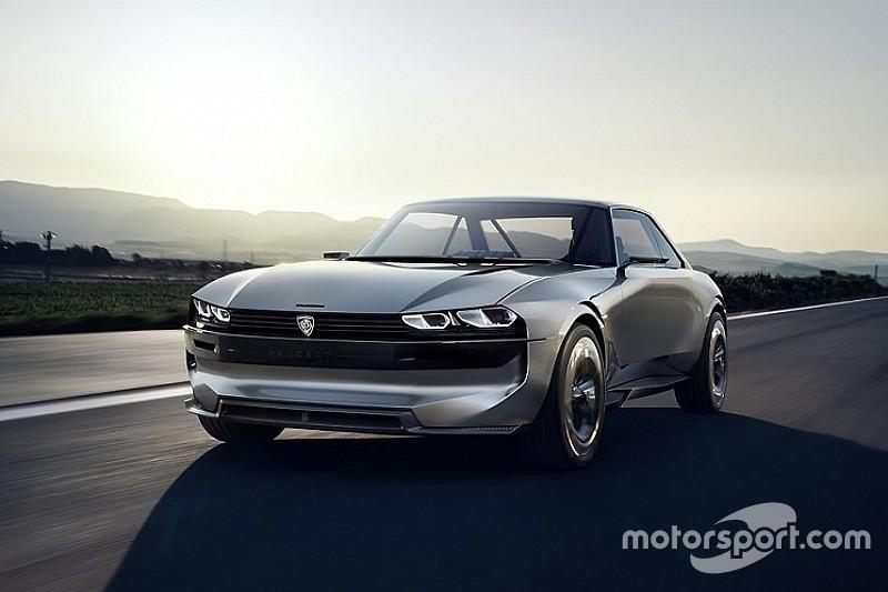 Peugeot e-Legend Concept: погляд у майбутнє