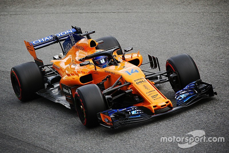 McLaren expects no miracles with