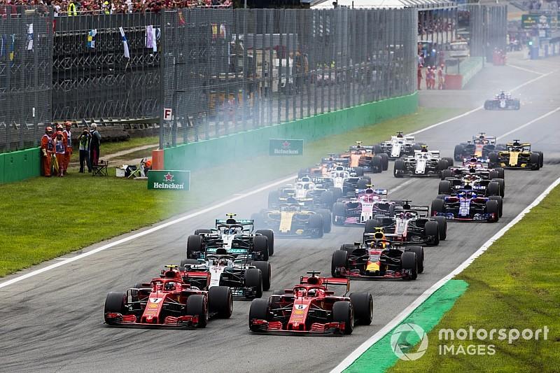 Formula 1 should slash downforce by