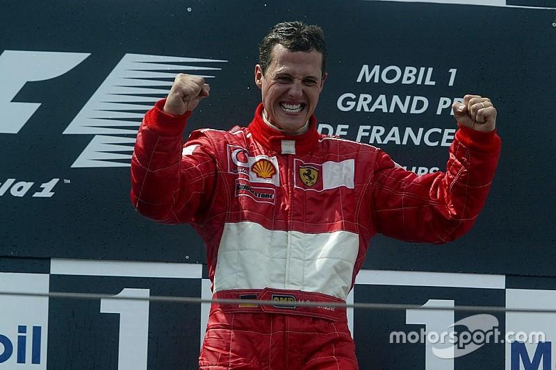 Domenicali destaca que Schumacher sabía trabajar en equipo