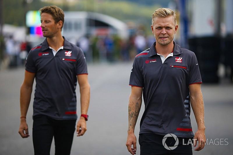 Magnussen: Haas'ta kalmak istiyorum ama kesinleşen bir şey yok