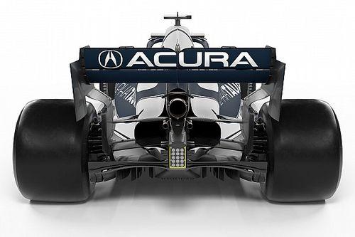 F1: Confira imagens dos carros de Red Bull e AlphaTauri com patrocínio da Acura para o GP dos Estados Unidos